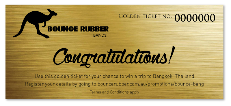 Golden-Ticket_Bounce-Rubber-Bands_Travel-Competition_Win-a-holiday-to-Thailand_