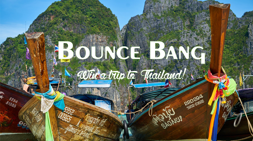 Bounce Bang_Win A Holiday To Thailand_ Win A Trip_Competition_Giveaway_BOUNCE RUBBER BANDS_Rubber Bands